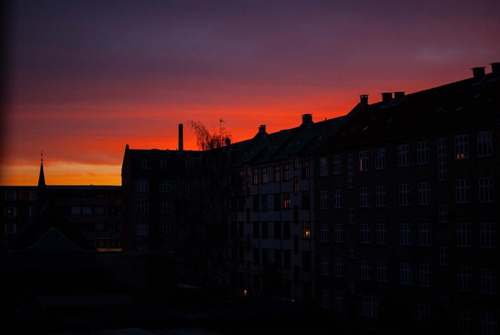 Morgensol